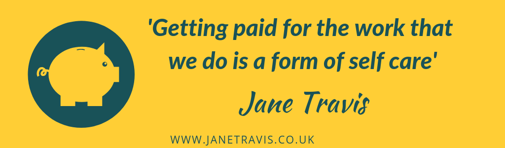 Therapist self care, Jane Travis, Grow Your Private Practice
