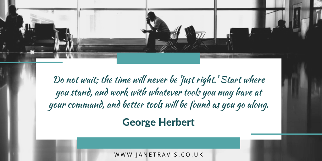 Start now - Jane Travis, grow your private practice