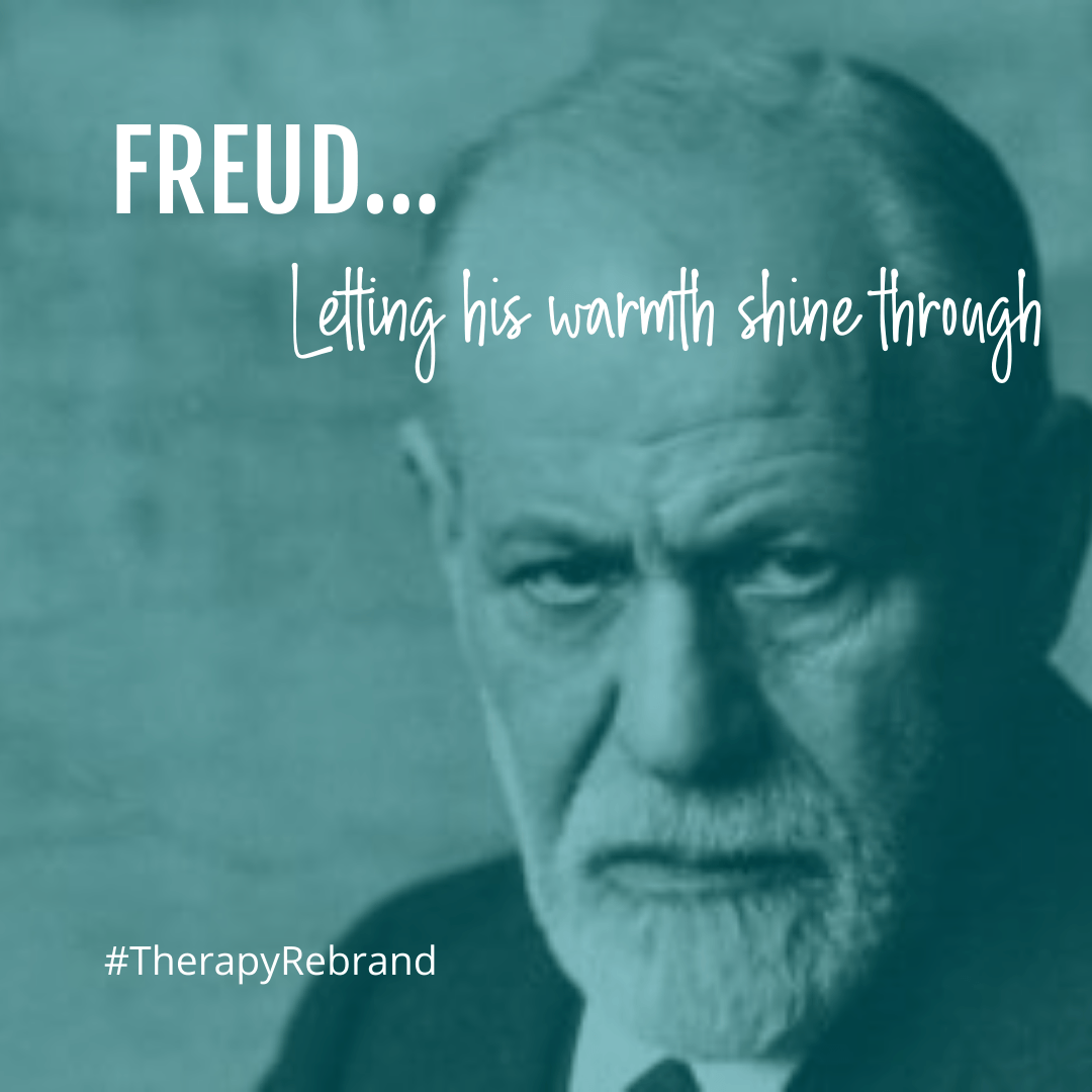 Freud: The original poster boy