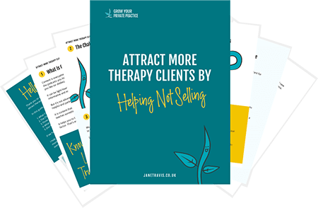 Attract more therapy clients